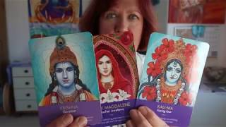 Messages from Kali, Krishna and Mary Magdalene