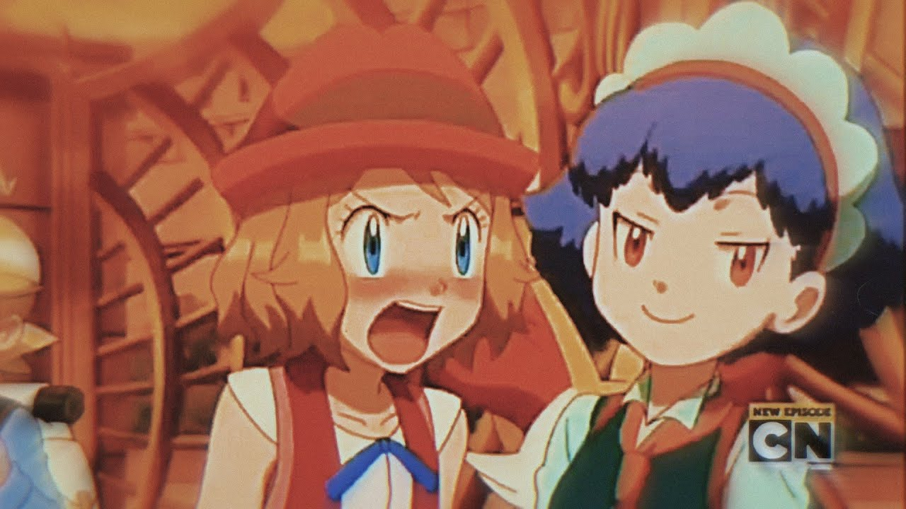 Download Miette teasing the heck out of serena😂