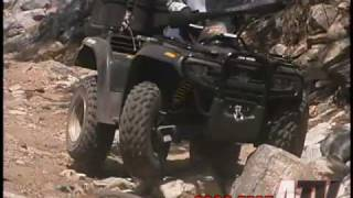 ATV Television   2003 500cc Class ATV Test Round Up