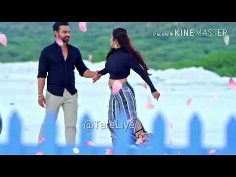 Dhanwad Tera Meri Zindagi Ch Aun Da    Romantic Whatsapp Status Video 2018