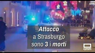 Attacco a Strasburgo, sono 3 i morti