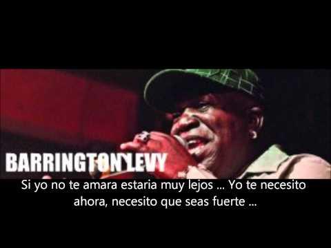 Barrington Levy Be Strong Subtitulada En Español
