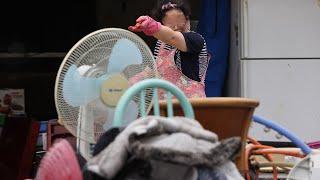 복구에 안간힘…폭우 예보에 커지는 걱정 / 연합뉴스TV (YonhapnewsTV)