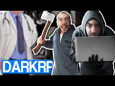 Garry's Mod - DarkRP: Les Pirates du Bled! [FR]
