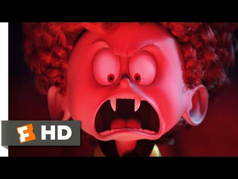 Hotel Transylvania 2 - Dennis Loses His Baby Teeth Scene | Fandango Family