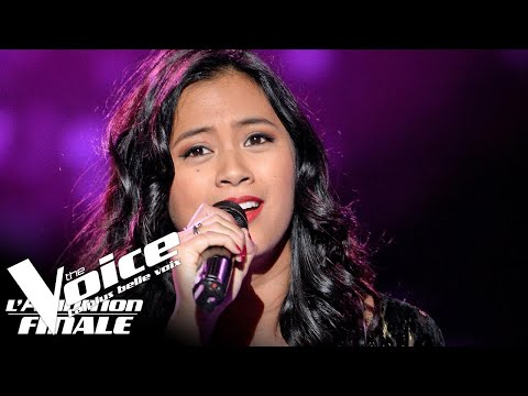 Noa (I don't know) | Alice Nguyen | The Voice France 2018 | Auditions Finales