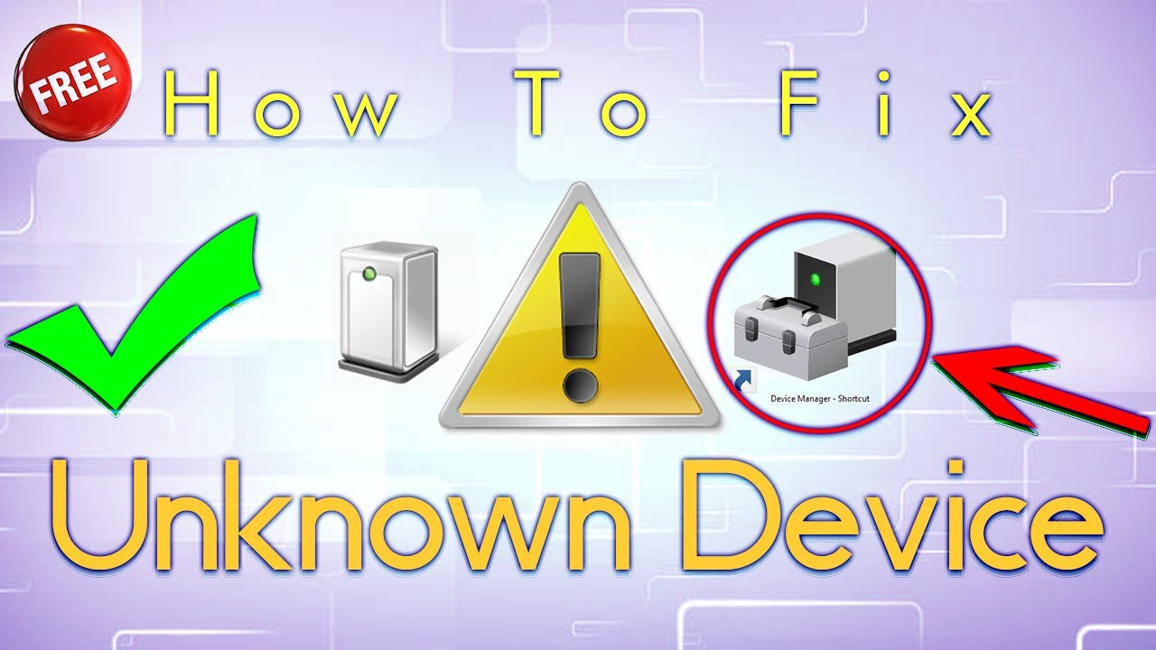 Unknown Device Driver For Windows 8.1 Free Download