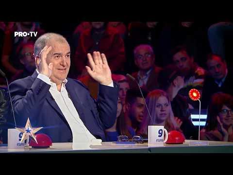 Înghițitoarea de săbii | Lucky Hell - Românii au Talent