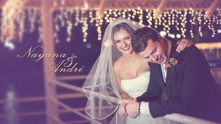 Nayana e André - Casamento - Make Groove - { Wedding Trailer }