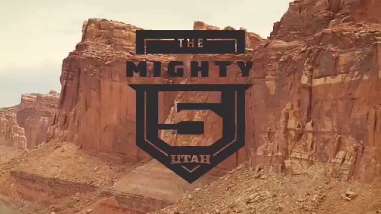 the utah symphony's mighty 5 tour: near capitol reef - youtube