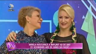 Teo Show 25.01.2019 - Mirela Nasturica A Implinit 40 De Ani! Ce Schimbari Are De Gand Sa Faca?