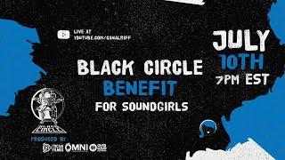 Black Circle benefit for Soundgirls