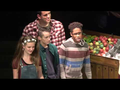 Holy Cross Godspell 2017 Musical Numbers Act 1