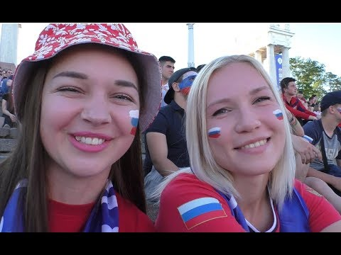 ⚡ Volgograd, Russia! 'Racism? Dangerous Russian fans?' Meet the Russian fans!