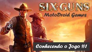 Six-Guns: Confronto de Gangues - Conhecendo o Jogo #1