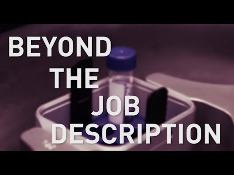 Beyond The Job Description - South San Francisco (Trailer)