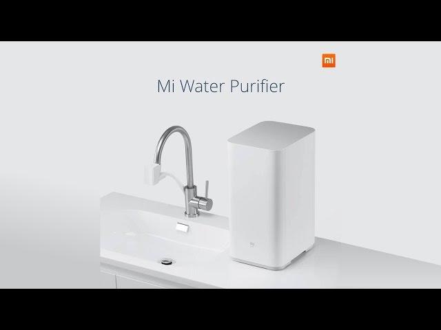 Original Xiaomi Mi Water Purifier 39889 Free ShippingGearBestcom