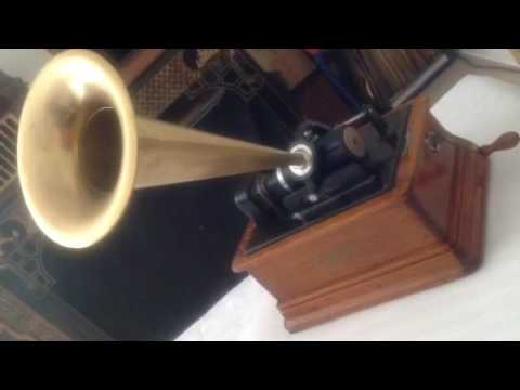 Grand opera March melody- (two minute indestructible cylinder record