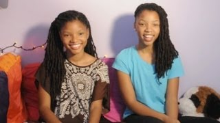 Cover Bloopers - Funny Moments With Chloe x Halle