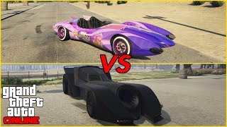 GTA ONLINE - SCRAMJET VS VIGILANTE!!! WHICH IS BETTER???