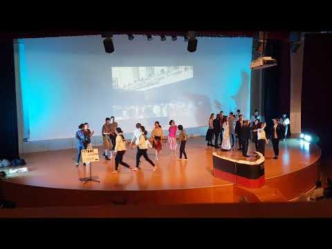 Baradene Dance Challenge Winners Team 10BRM