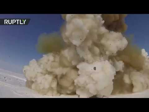 RAW: Russia successfully tests new anti-ballistic missile