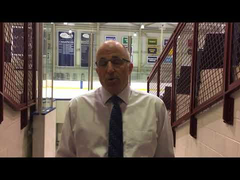 Highlights/Reaction: Men's Ice Hockey 7, Post 0