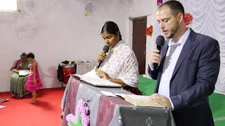 Sunday Service, Dubbathanda, India: How do we know God?