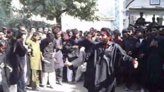 Nadeem Sarwar Sindhi Noha AGMA:TDM