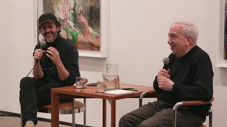 Alec Soth and Vince Aletti in conversation at Sean Kelly Gallery, April 4, 2019