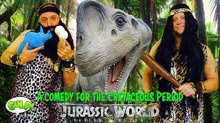 Jurassic World Fallen Kingdom (Cinema Gulp review)