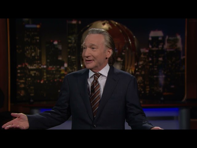 Monologue: Bill's Back!   Real Time with Bill Maher (HBO)
