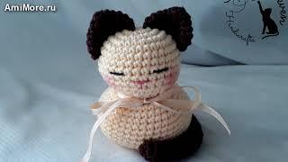 Амигуруми: схема Быстро-Котиков. Игрушки вязаные крючком. Free crochet patterns.