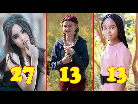 CHICKEN GIRLS Season 6 from Oldest to Youngest 2020 - Teen Star from YouTube · Duration:  4 minutes 34 seconds