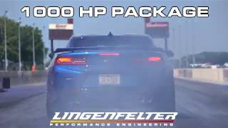 Supercharged Lingenfelter 1000 HP Package - Can You Handle It?