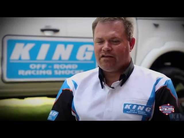 KING SHOCKS AUSTRALIA - AORC promo