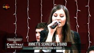 Lobpreis - Annette Schneipel - Heiland der Welt - LIVE - Suryoyo SAT Weihnachtskonzert 2012