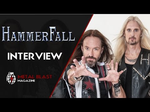 """An Interview with Hammerfall - """"We are stronger than ever"""""""