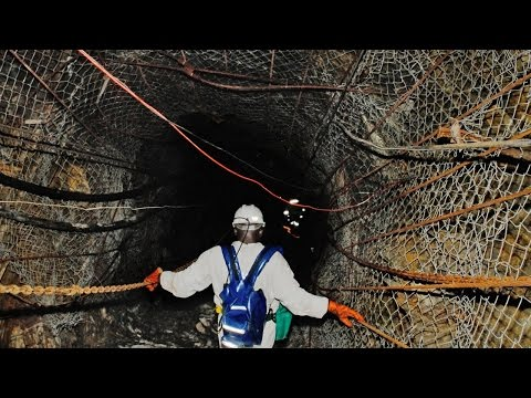 Top 10 Deepest Mines In The World || Pastimers