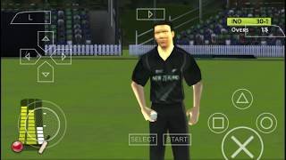 Brian Lara cricket07 game Android mobile play power by NISHIT technical guru