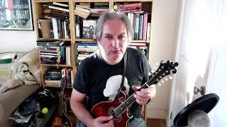 The Sally Gardens (reel) on mandolin