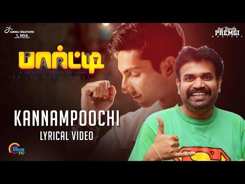Party | Kannampoochi | Lyric Video | Anirudh Ravichander | Madhan Karky | Premgi | Venkat Prabhu