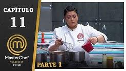 MASTERCHEF CELEBRITY CHILE   CAPÍTULO 11   PARTE 1   TEMPORADA 1