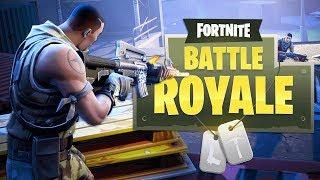 FORTNITE - FR | GAMEPLAY - Battle Royale : Découverte ( PS4 Pro )