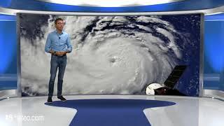 Uragano Florence punta gli USA ma anche il Pacifico e inquieto