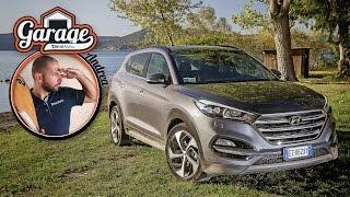 Hyundai Tucson | La coreana che ci sa fare!