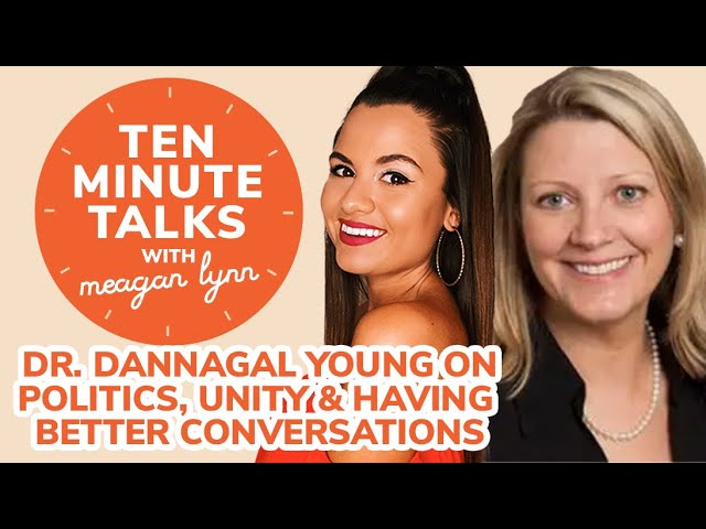 Dr. Dannagal Young on Politics, Unity and How to Have Better Conversations