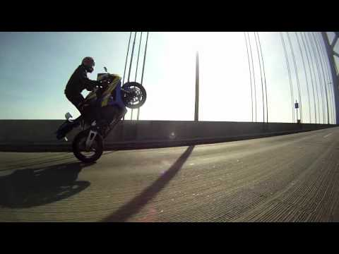 BAY BRIDGE WHEELIE