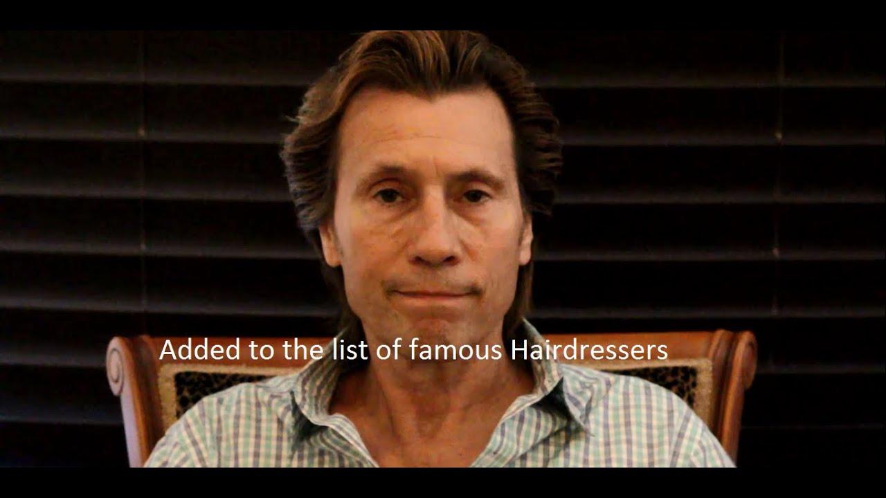 Steven Jastrabek John Added To The List Of Famous Hairdressers