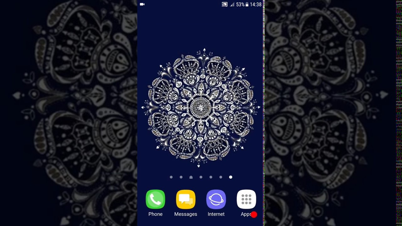Mandala Wallpaper 4k Android Application Youtube